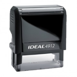 Self Inking Rubber Stamps by Ideal