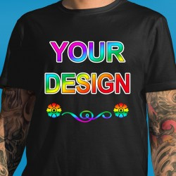 Custom Full Color Tees - As low as $8 ea.