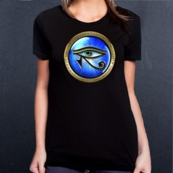 Gold Egyptian Eye of Ra Shirt