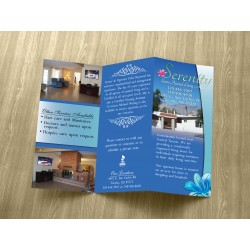 Full Color Brochures 8.5x11