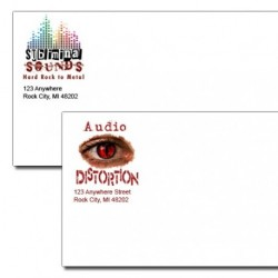 Business Envelopes, No. 10 - Full Color