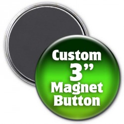 "3"" Magnet Button"