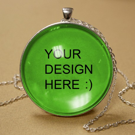 Custom personalized pendant necklace custom pendant aloadofball Image collections