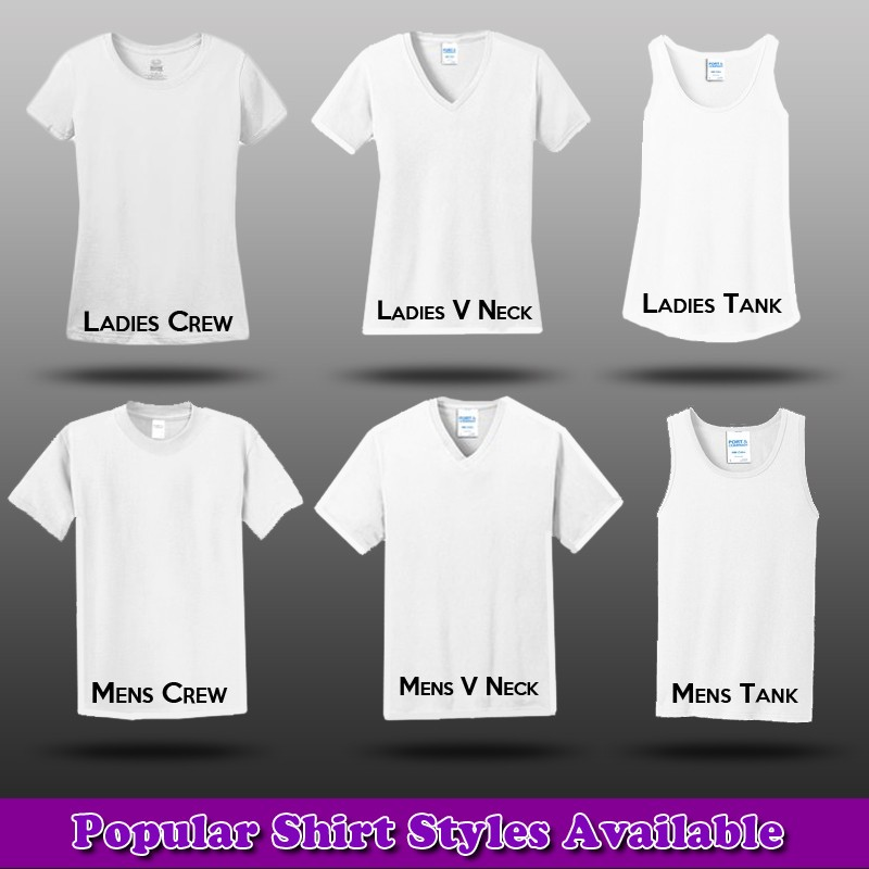 Custom economy white t shirts 1 color 1 side azhg for Custom single t shirts